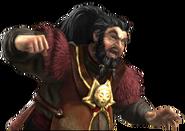 Bo'Rai Cho versus