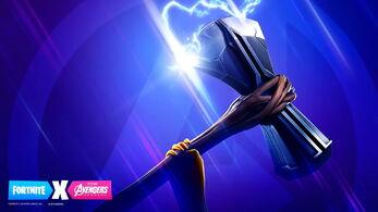 Thor's Stormbreaker (Fortnite)