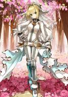 Nero Bride FGO1