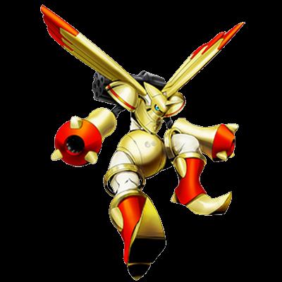 Rapidmon armor crusader