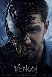 Venom Poster 2018