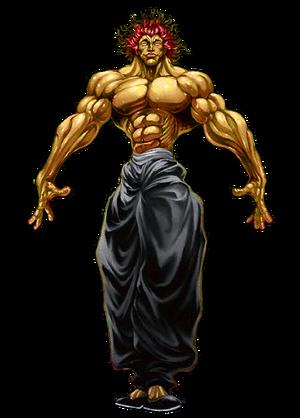 YUJIRO HANMA BUFF