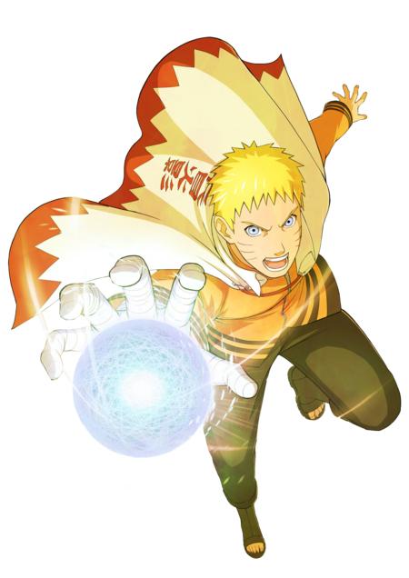 7th hokage naruto render