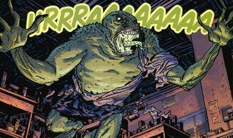 Frog Monsters (Hellboy)