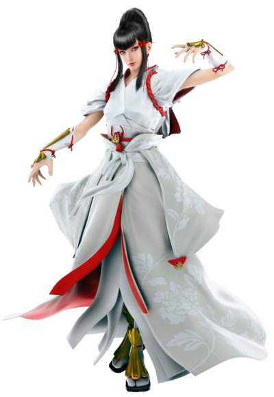 KazumiMishima Render by SF
