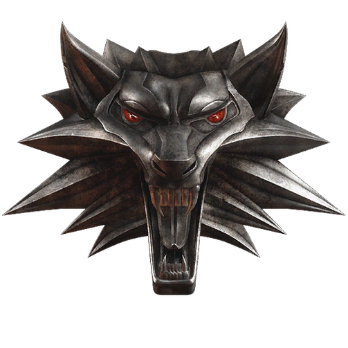 Witcher medallion