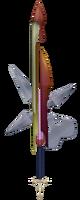 Xemnas's Sword KHII