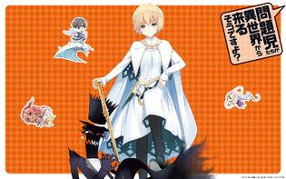 Yande.re 284211 amano yuu mondaiji tachi ga isekai kara kuru sou desu yo wallpaper