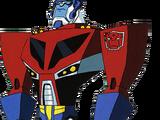 Optimus Prime (Transformers Animated)