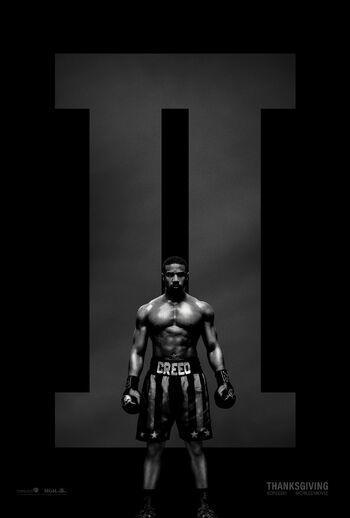 Creed II- Poster