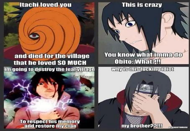 File:Itachi as soul reaction to his brother sasuke by newsuperdannyzx-d7aai5x.png