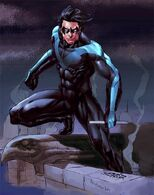 Nightwing (Post-Crisis)