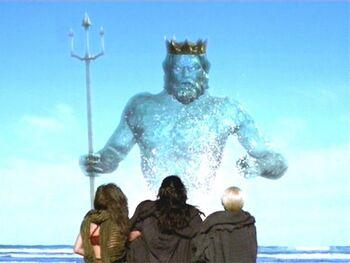 Poseidon (Hercules & Xena)