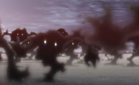 Shadow horde