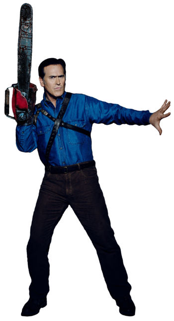 Ash Williams (Old)