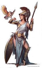 Athena (Myth)