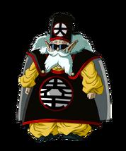 Dragon ball z grand kai by tekilazo