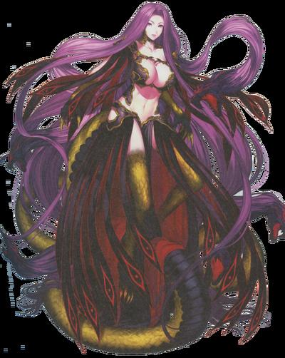 Fate Gorgon Second Ascension