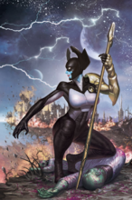 Proxima Midnight (Marvel Comics)