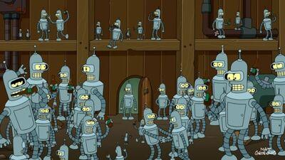 Bender clones