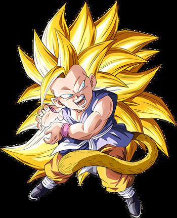 SSJ3 GT Goku