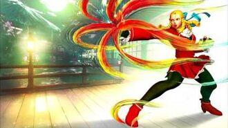 Street Fighter V OST- Karin Theme(HQ)