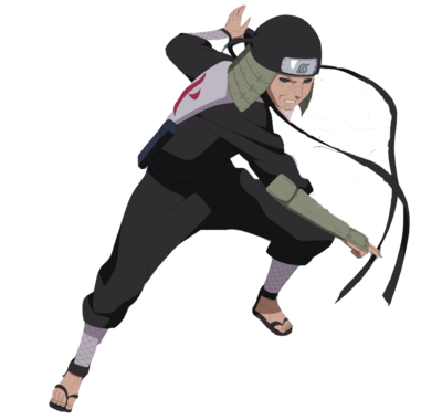 Edo Third Hokage Render Cropped