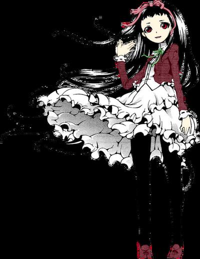 Higanbana (Manga) Render