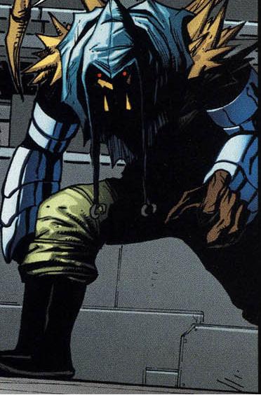 Kaine as Tarantula