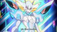 Kill la Kill - Ragyo Transformation (Kamui Junketsu)
