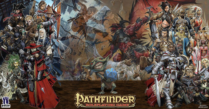 Pathfinder Wallpaper