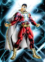 Captain Marvel (Billy Batson) (Post-Crisis)