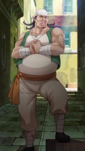 Gaston (Re: Zero)
