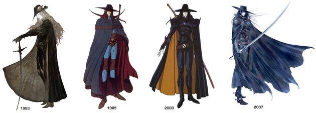 D's costumes