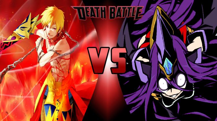 the king of heroes vs death incarnate gilgamesh vs hades izanami