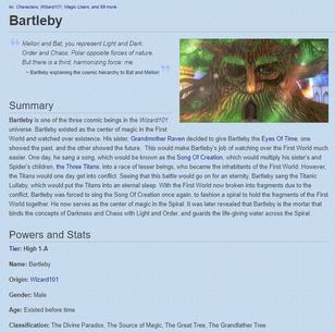 High 1-A Bartleby