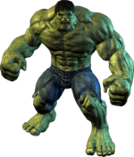 Hulk2008Game Render