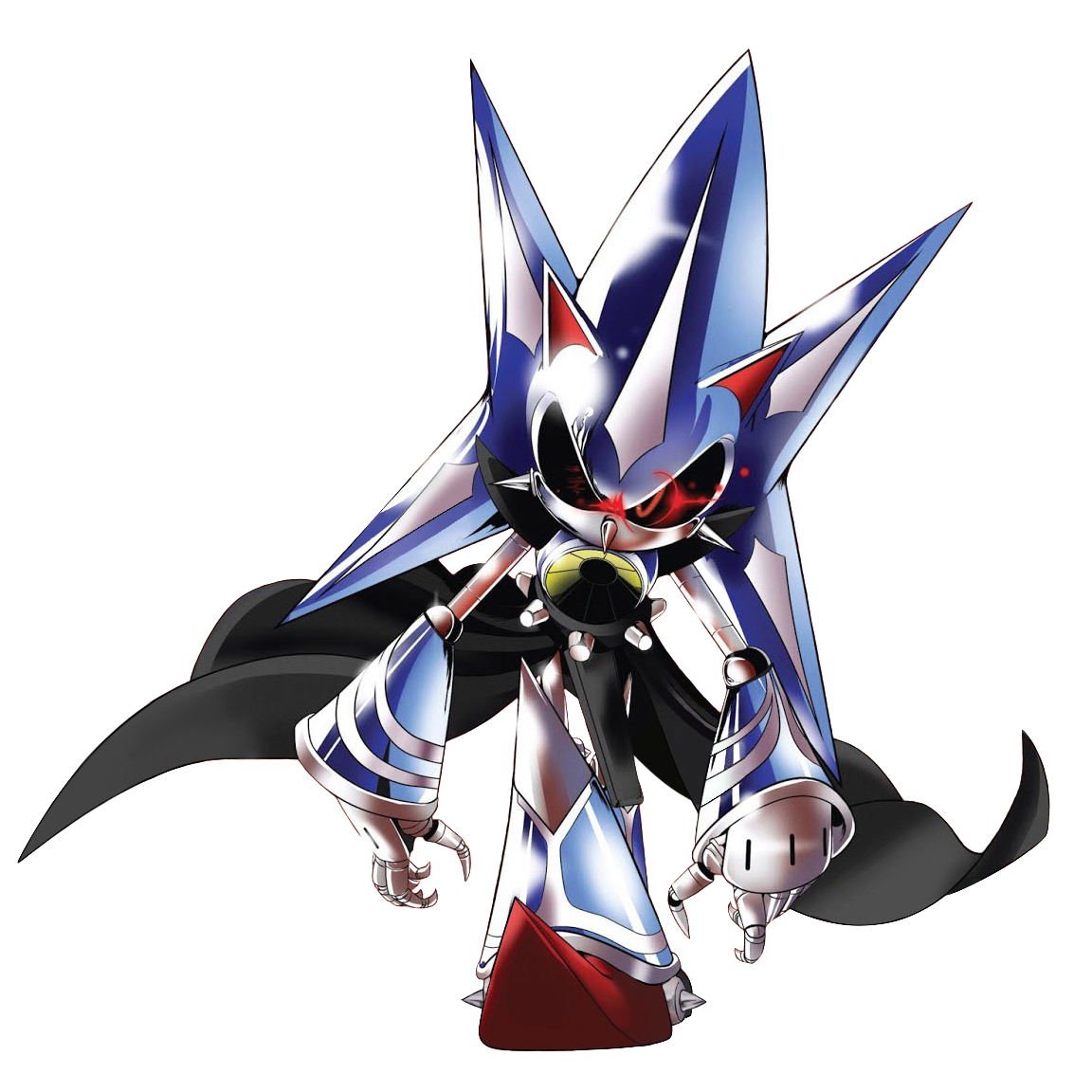 Metal Sonic (IDW)   VS Battles Wiki   FANDOM powered by Wikia