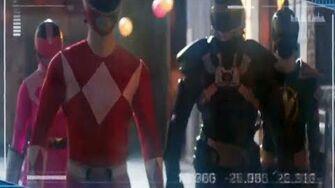 Power Rangers vs Street Fighter Showdown Official Trailer Ryu Ranger Superheroes Movie