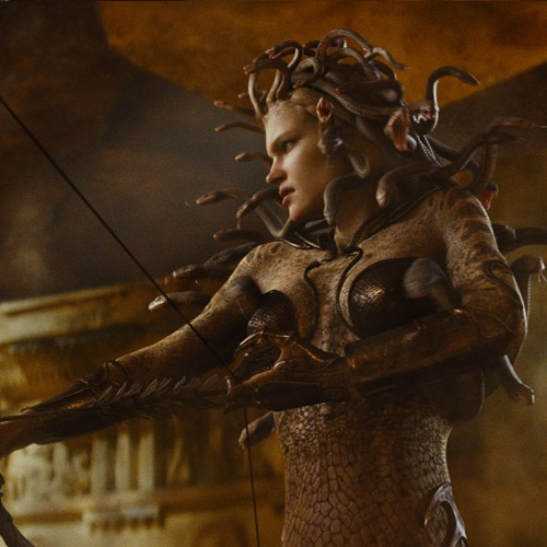 medusa pictures from clash of the titans