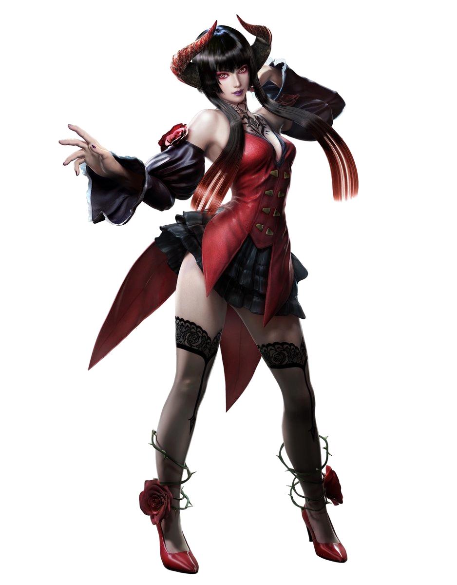 Tekken Eliza