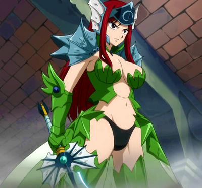 Erza - Sea Empress Armor