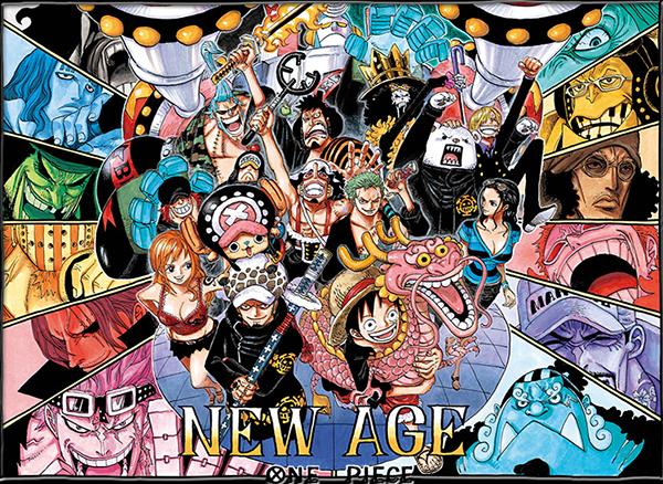 One Piece new age