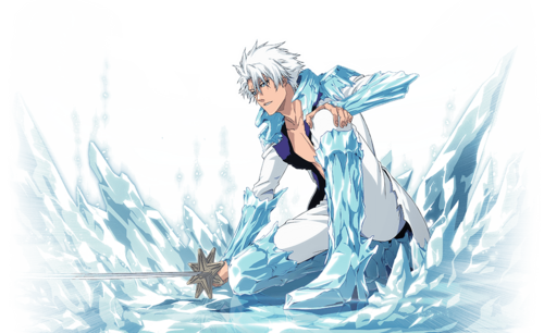 Adult Toshiro Rendered
