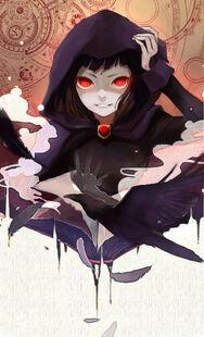 Raven_(Post-Flashpoint)