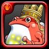 Burst Frog Icon