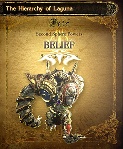 Belief Page