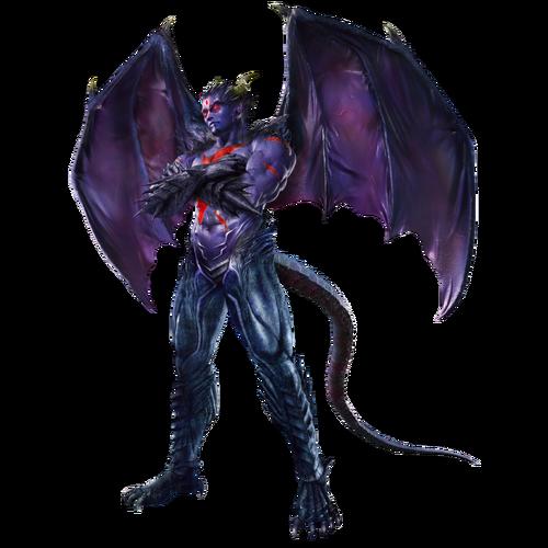 Devil Kazuya2