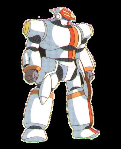 RX-7 Machine Weapon