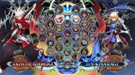 BLAZBLUE CENTRALFICTION Character Select BGM